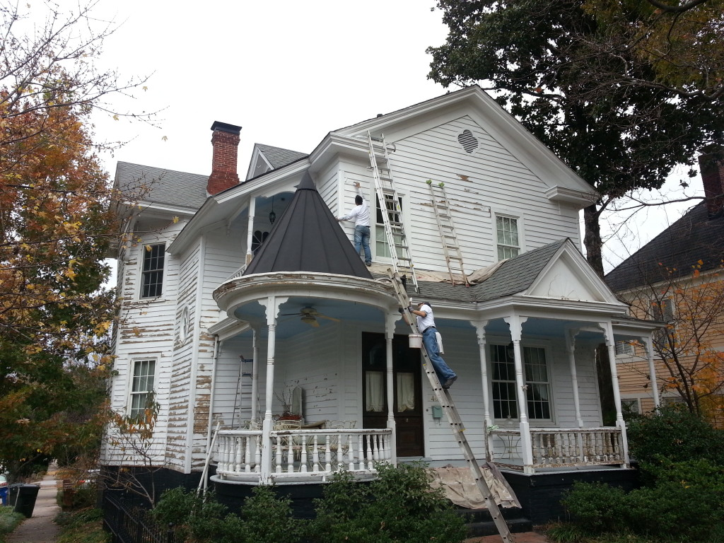 Historic Oakwood Exterior Fer Mel Coatings