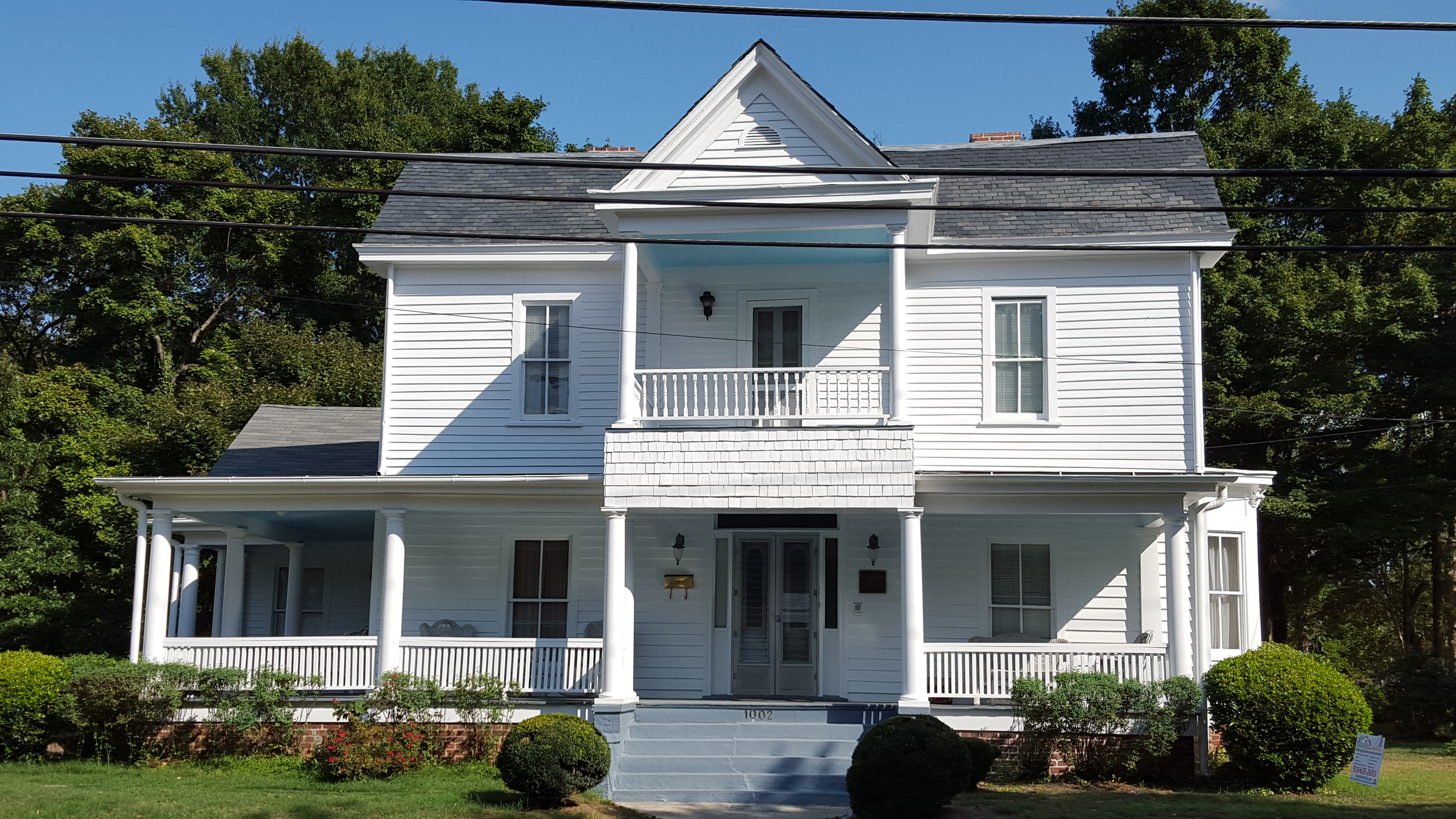 Residential painting contractors raleigh house painting for The house raleigh